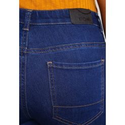 KIOMI Jeans Skinny Fit blue. Niebieskie rurki damskie KIOMI. Za 129,00 zł.