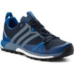 Buty adidas - Terrex Agravic Gtx GORE-TEX CM7611 Conavy/Rawste/Blubea. Czarne buty sportowe męskie marki Camper, z gore-texu, wspinaczkowe, gore-tex. W wyprzedaży za 449,00 zł.
