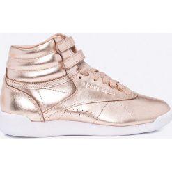 Reebok Classic - Buty. Szare buty sportowe damskie reebok classic Reebok Classic, z gumy. W wyprzedaży za 279,90 zł.