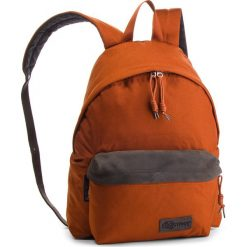 Plecak EASTPAK - EK62019U  Pomarańczowy. Brązowe plecaki męskie Eastpak, z materiału, sportowe. Za 539,00 zł.