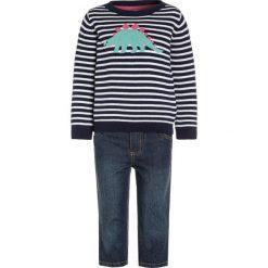 Swetry chłopięce: Carter's DINO SET Sweter denim