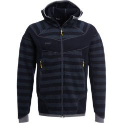 Bergans HOLLVIN  Sweter dark navy/night blue. Niebieskie swetry klasyczne męskie Bergans, m, z materiału. W wyprzedaży za 531,30 zł.