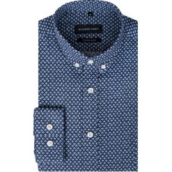 Koszula MICHELE KDWR000285. Czarne koszule męskie na spinki marki TOM TAILOR DENIM, l, z bawełny, button down, z długim rękawem. Za 229,00 zł.
