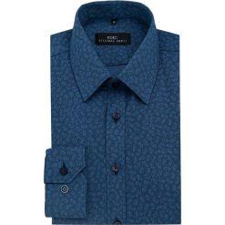 Koszula SIMONE1F KDGS000101. Czarne koszule męskie na spinki marki TOM TAILOR DENIM, l, z bawełny, button down, z długim rękawem. Za 149,00 zł.