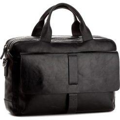 Torba na laptopa JOOP! - Pandion 4140003463 Black 900. Czarne torby na laptopa marki JOOP!, ze skóry. Za 1449,00 zł.