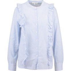 Koszule wiązane damskie: Second Female SPECTRA Koszula blue