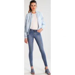 Noisy May Tall NMLUCY  Jeans Skinny Fit light blue denim. Niebieskie boyfriendy damskie Noisy May Tall. W wyprzedaży za 135,85 zł.