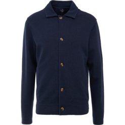 Hackett London Kardigan dark blue. Niebieskie kardigany męskie Hackett London, m, z bawełny. Za 739,00 zł.