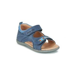 Sandały Dziecko  Start Rite  ELLIOT. Niebieskie sandały chłopięce Start Rite. Za 125,30 zł.