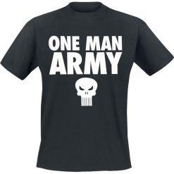 T-shirty męskie: The Punisher One Man Army T-Shirt czarny