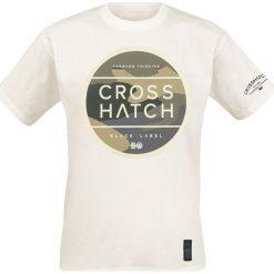 T-shirty męskie: Crosshatch Watkins T-Shirt biały (Old White)