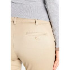 Chinosy damskie: Sisley BASIC Chinosy beige