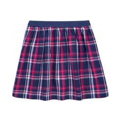 Spódniczki dziewczęce z falbankami: Spódnica w kratkę dla dziewczynki 9-13 lat