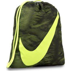 Plecak NIKE - BA5262 367. Zielone plecaki męskie Nike. Za 49,00 zł.