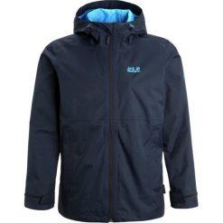 Jack Wolfskin ARROYO MEN Kurtka hardshell night blue. Czarne kurtki trekkingowe męskie marki Jack Wolfskin, l, z poliesteru, z kapturem. W wyprzedaży za 471,20 zł.