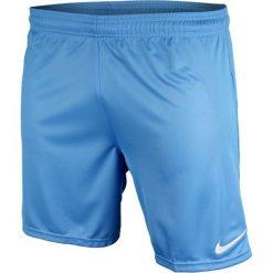 Nike Spodenki męskie Park niebieskie r. XL. Niebieskie spodenki sportowe męskie marki ARTENGO, l, z elastanu. Za 45,01 zł.