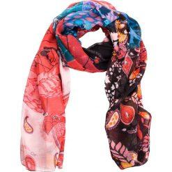 Szal DESIGUAL - 18SAWW14 2000. Szare szaliki damskie marki Desigual, l, z tkaniny, casualowe, z długim rękawem. W wyprzedaży za 139,00 zł.
