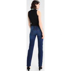 Odzież damska: Mustang GIRLS OREGON Jeansy Straight Leg dark