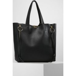 Topshop O RING SIDE ZIP Torba na zakupy black. Czarne shopper bag damskie marki Topshop. Za 149,00 zł.