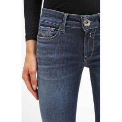 Rurki damskie: Replay HYPERFLEX LUZ Jeans Skinny Fit dark blue