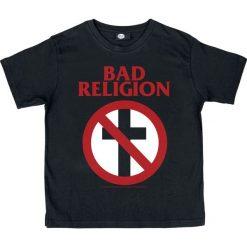 T-shirty damskie: Bad Religion Logo Koszulka dziecięca czarny