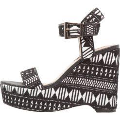 Sandały damskie: Miss Selfridge MELODY Sandały na obcasie black