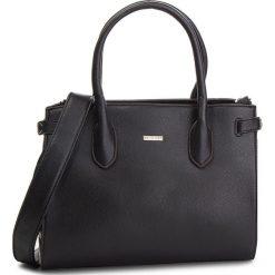 Torebka WITTCHEN - 87-4Y-569-1 Brązowy. Czarne torebki klasyczne damskie marki Wittchen, ze skóry ekologicznej. W wyprzedaży za 209,00 zł.