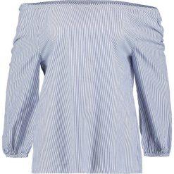 Bluzki asymetryczne: GANT PREPPY STRIPED Bluzka yale blue