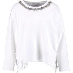Bluzy damskie: Replay Bluza off white