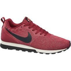 Buty sportowe męskie: buty męskie Nike Md Runner  NIKE czerwone
