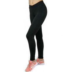 Spodnie damskie: Adidas Legginsy damskie W Fleur Tight czarne r. 36 (AB7355)