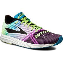 Buty BROOKS - Hyperion 120226 1B 529 Imperial Purple/Blue Jewel/Nightlife. Fioletowe buty do biegania damskie Brooks, z materiału. W wyprzedaży za 379,00 zł.
