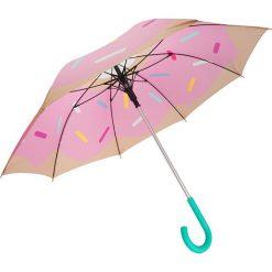 """Parasole: Parasol """"Donut"""" w kolorze jasnoróżowym - dł. 87 cm"""