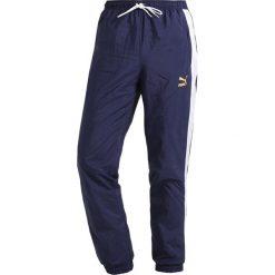 Spodnie męskie: Puma BBOY TRACK PANTS Spodnie treningowe blue / white