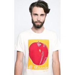 T-shirty męskie z nadrukiem: Andy Warhol by Pepe Jeans – T-shirt Manzana