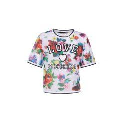 Bluzki asymetryczne: Bluzki Love Moschino  W4G2801