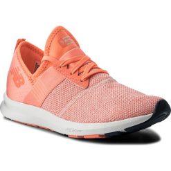 Buty sportowe damskie: Buty NEW BALANCE – WXNRGFH Pomarańczowy