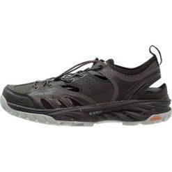 HiTec VLITE WILDLIFE CAYMAN Obuwie hikingowe black/cool grey. Czarne buty trekkingowe męskie Hi-tec, z materiału, outdoorowe. Za 299,00 zł.