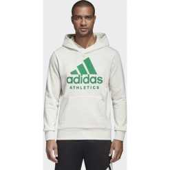 Bejsbolówki męskie: Adidas Bluza męska Sid Branded P/O biała r. XL (CF9555)