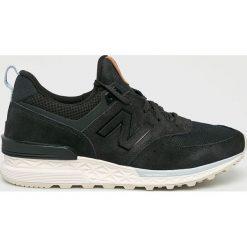 New Balance - Buty WS574PMD. Szare buty sportowe damskie New Balance, z materiału. W wyprzedaży za 399,90 zł.