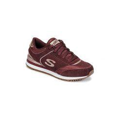Fitness buty Skechers  SUNLITE. Niebieskie buty sportowe damskie marki Skechers. Za 285,60 zł.