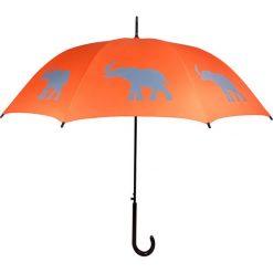"""Parasole: Parasol """"Elephant"""" w kolorze pomarańczowo-szarym"""