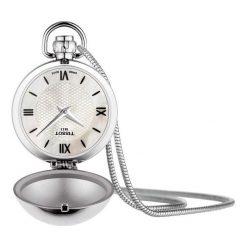 PROMOCJA ZEGAREK TISSOT T- POCKET T858.209.16.118.00. Szare zegarki damskie TISSOT, ze stali. W wyprzedaży za 1540,00 zł.