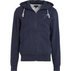 Hackett London MR CLASSICS  Bluza rozpinana navy. Niebieskie bluzy męskie rozpinane marki Hackett London, m, z bawełny. W wyprzedaży za 395,45 zł.
