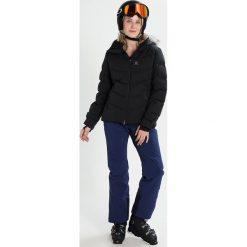 Kurtki sportowe damskie: Salomon ICETOWN  Kurtka snowboardowa black heather