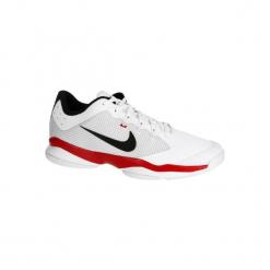 Buty Tenis Air Zoom Ultra Na Nawierzchnię Dywanową. Białe buty do tenisa męskie marki Nike. W wyprzedaży za 299,99 zł.
