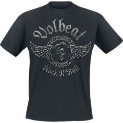 T-shirty męskie: Volbeat Rock'N'Skull T-Shirt czarny