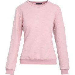 Różowa Bluza Knowing Me. Czerwone bluzy damskie Born2be, l, z dresówki. Za 44,99 zł.