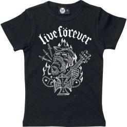 T-shirty damskie: Metal Kids Lemmy Tribute Koszulka dziecięca czarny