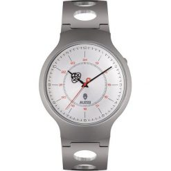Zegarek męski Dressed srebrna bransoleta. Szare zegarki męskie Alessi, srebrne. Za 1040,00 zł.